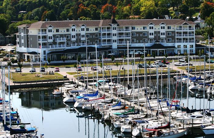 Watkins Glen Harbor Hotel Krog group