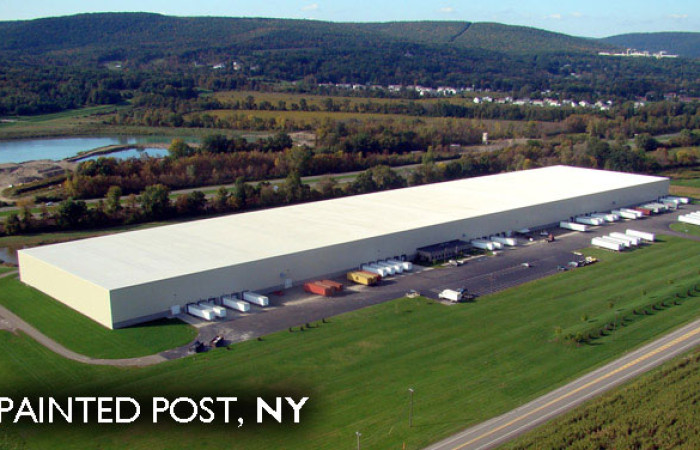 Distribution Logistics, Inc. (Ohio Logistics), Krog Corp. project