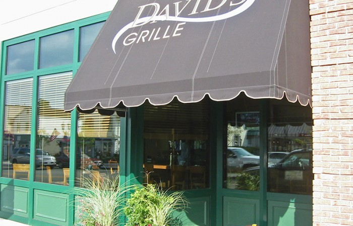 Four Corners Office Building David's Grille, , Krog Corp. project
