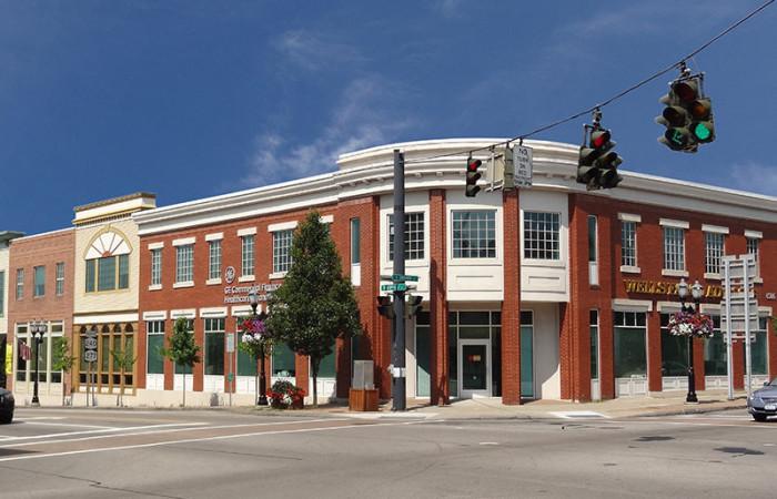 Four Corners Office Building, Krog Corp. project